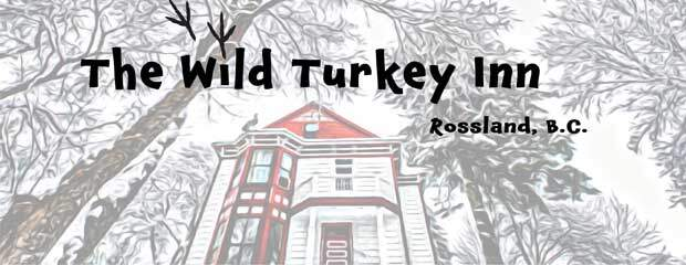 The Wild Turkey Inn